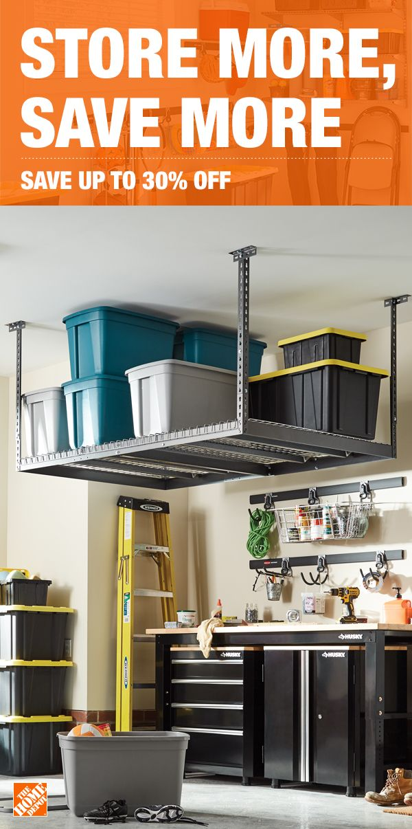 organize your garage basement or workspace with a durable and rh pinterest com