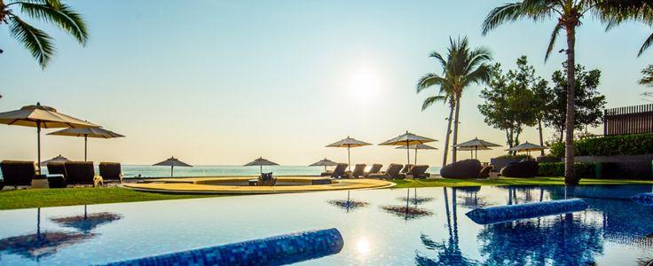 Intercontinental Hua Hin Beachfront swimming Pool
