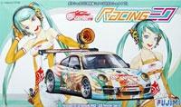 Itasha Hatsune Miku Porsche GT3R.