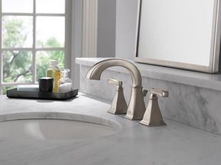 35717-SP-DST - Two Handle Widespread Lavatory Faucet