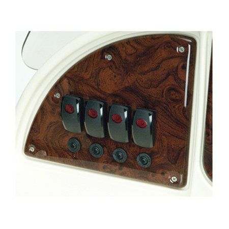Overton's : Premium Steering Console - Boating & Marine > Pontoon Boat Furniture & Accessories > Pontoon Boat Consoles & Helms :