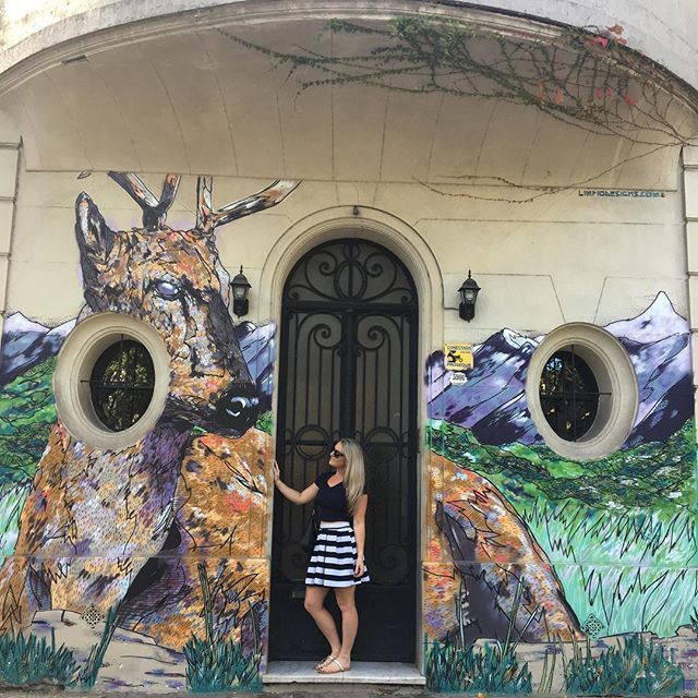 More amazing Street Art in Buenos Aires !