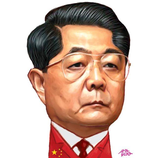 Hu Jintao – Presidente da China