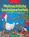 Augustus - Weihnachtliche Laubsägearbeiten - jana rakovska - Λευκώματα Iστού Picasa