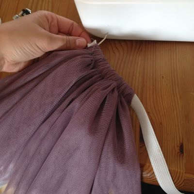 Sy et tyllskjørt på under en time! | Serine syr