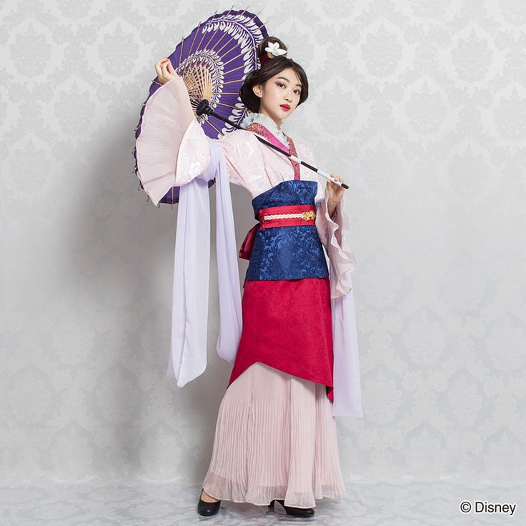 【Reflection China dress(Mulan ver)】【10/24 18:00~再入荷】【10/17 18:00~販売スタート】【シークレットハニー】【ディズニーコレクション】【ムーラン】【ドレス】【ハロウィン】