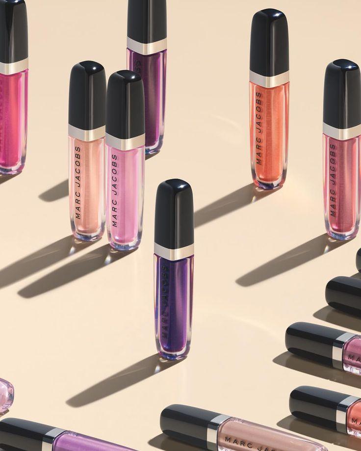 いいね!4,395件、コメント23件 ― Marc Jacobs Beautyさん(@marcbeauty)のInstagramアカウント: 「Supreme Gloss. Covetable Color. Shine Like 30 Coats of Lacquer. by Raymond Meier⠀ ⠀ Introducing…」