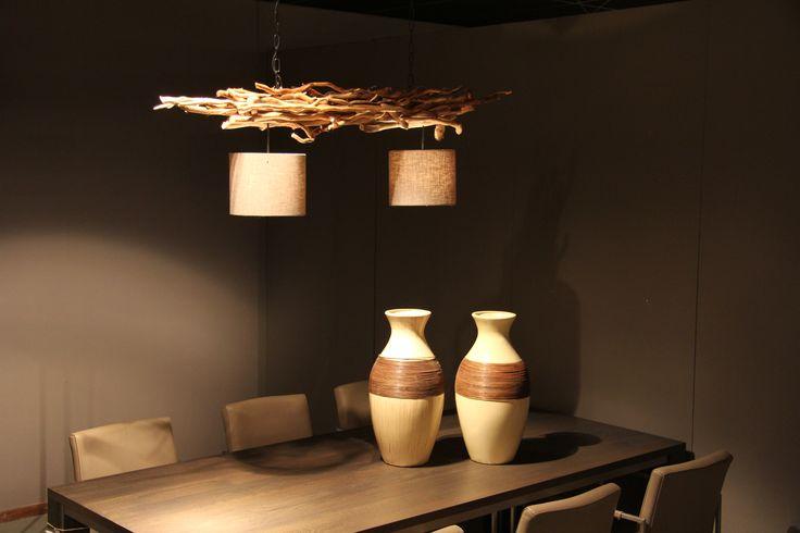 Lampen. Maak sfeer met een takkenlamp www.takkenlampen.nl
