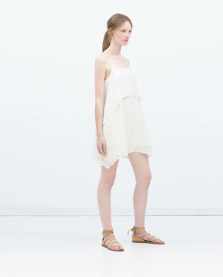 En las rebajas de @ZARA ya puedes encontrar vestidos por tan solo 19'99€.   #Modalia | http://www.modalia.es/marcas/zara/7789-vestidos-rebajas-verano.html  #zara #rebajas #sales #summer