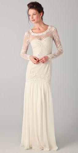 oh God... what a dress