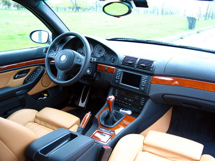 bmw e39 interior - Google Search