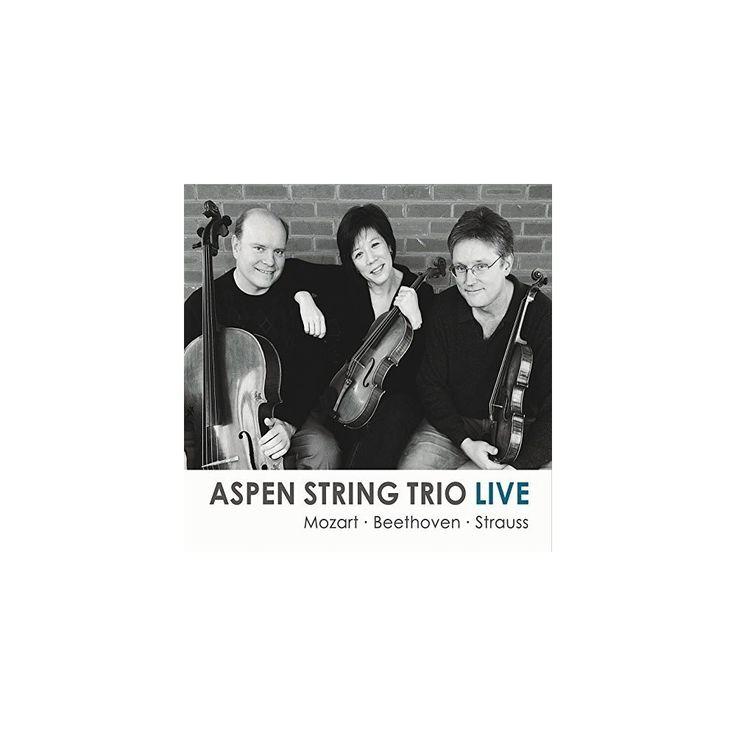 Aspen String Trio - Aspen String Trio Live (CD)
