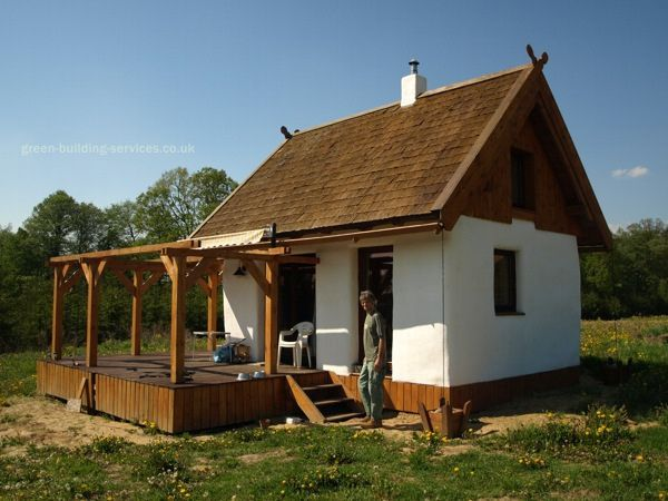 50 Free Straw Bale House Plans Green Design