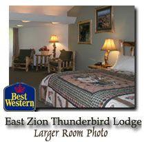 East Zion Thunderbird Lodge