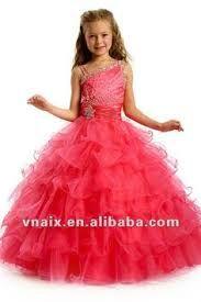 Resultado de imagen para vestidos de fiesta de 10 años