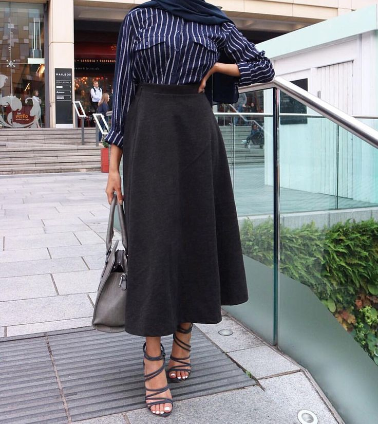 Hijab Fashion   Nuriyah O. Martinez   @eternaleuphoria_