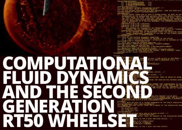 Velocite RT50 wheels second generation: The CFD story