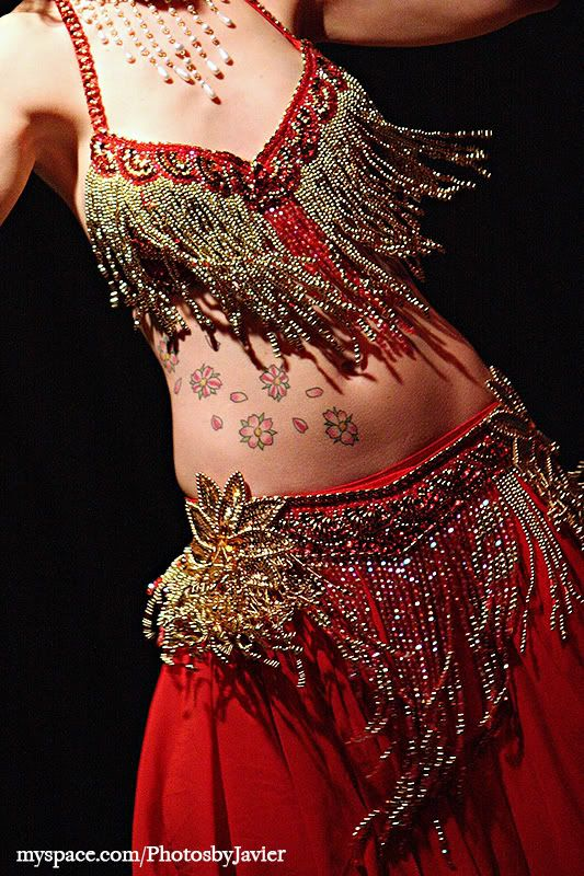 how to belly dance like musically