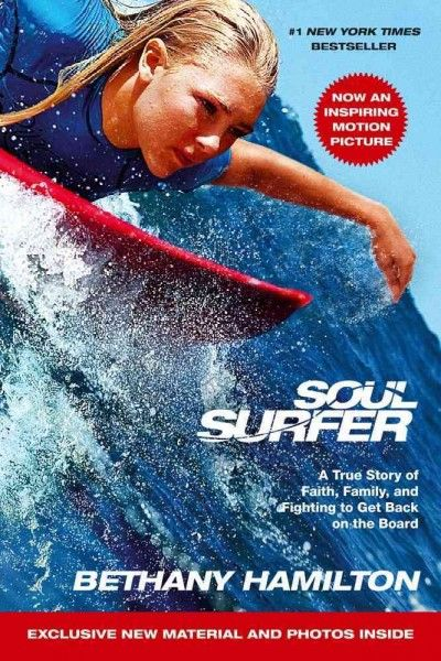 The teenage surfer who lost her arm in a shark attack in 2003 describes how she has coped with this life-altering event with the help of her faith, the changes in her life, and her return to the sport she loves.