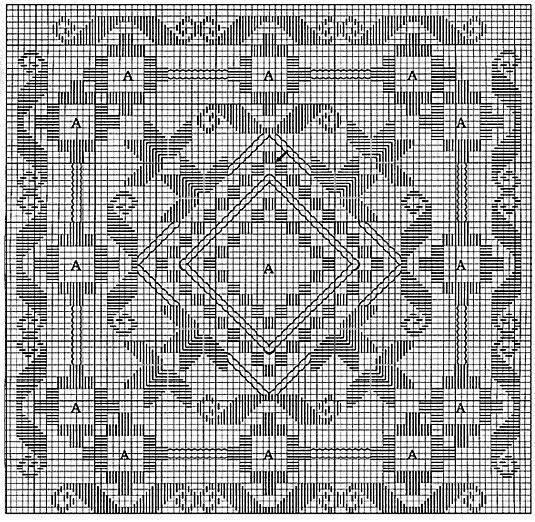 Hardanger Instructions | Spotlight - Designer of the Month PATTERN