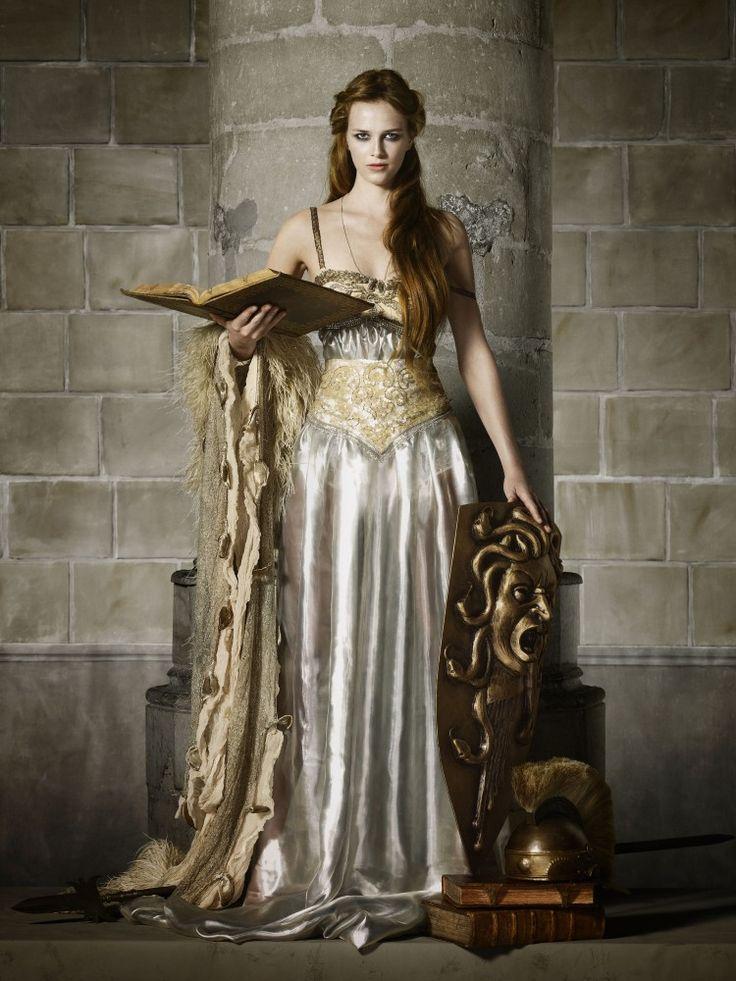 Minerva Goddess of #Wisdom, by photographer Erwin Olaf.