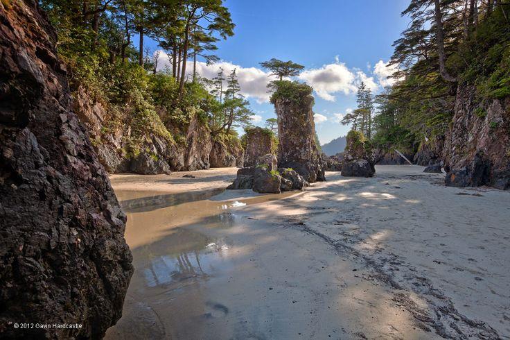 San Josef Bay, Cape Scott, North Vancouver Island, BC. Your West Coast.