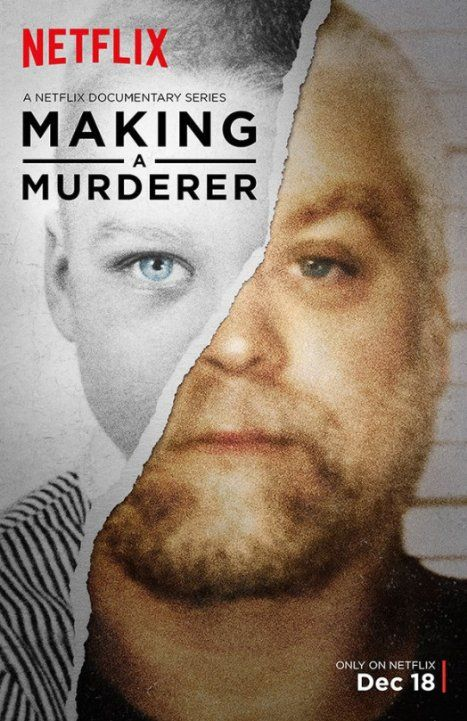 Making a Murderer (2015)-- This is the most riveting documentary series I have seen. Please watch and share!!!