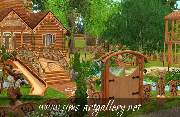 Fairytale playground (new)