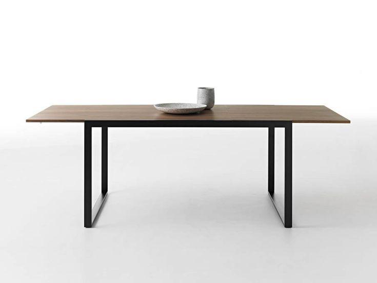 Ausziehbarer Tisch aus Holz WOW!PLUS by HORM.IT | Design Graphite Design, StH Mehr                                                                                                                                                                                 Mehr