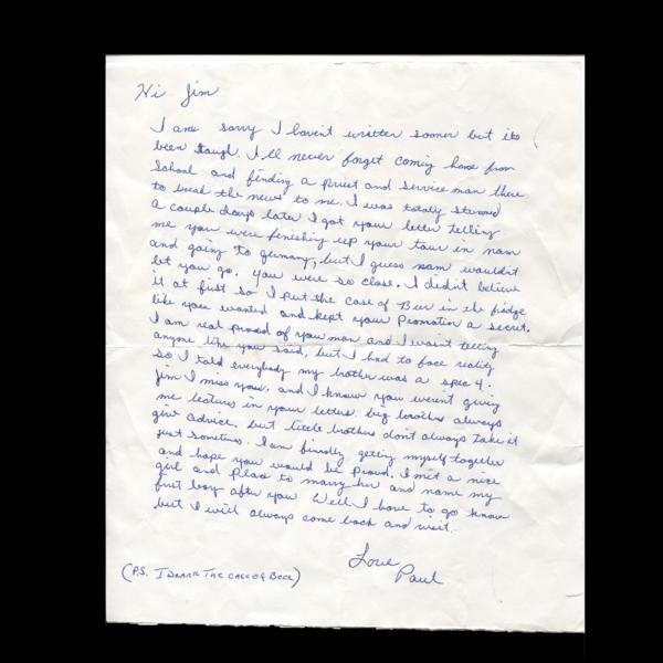 Virtual Vietnam Veterans Items Left At The Wall Letter Handwritten Vive 17301 With Images Vietnam Veterans Vietnam Veterans Memorial Vietnam