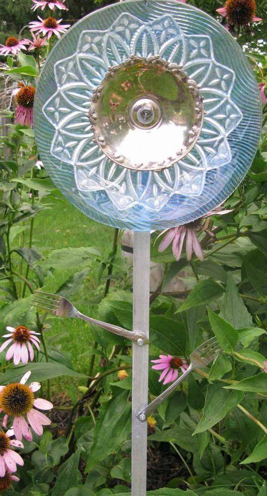 17 Best Images About Diy Plates On Pinterest Garden Art