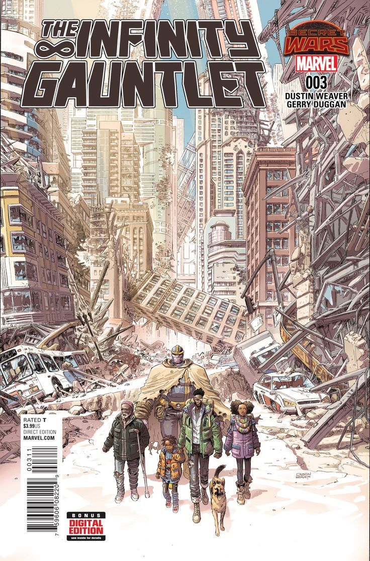Preview: The Infinity Gauntlet #3, The Infinity Gauntlet #3 Story: Dustin Weaver & Gerry Duggan Art: Dustin Weaver Covers: Dustin Weaver & Simone Bianchi Publisher: Marv..., #All-Comic #All-ComicPreviews #Comics #DustinWeaver #GerryDuggan #Marvel #Previews #SimoneBianchi