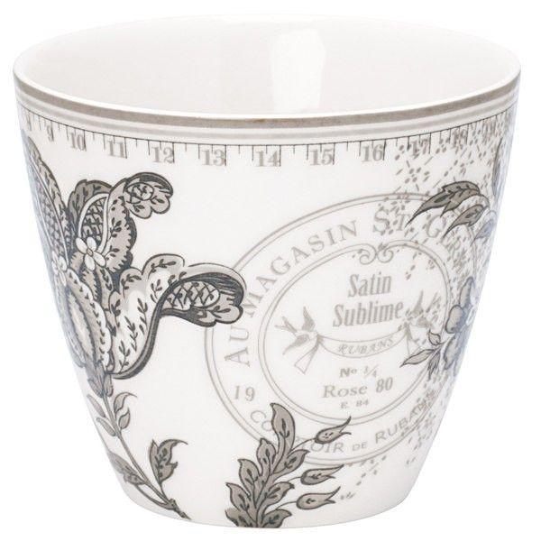 Edith Warm Grey Becher / Latte Cup GreenGate