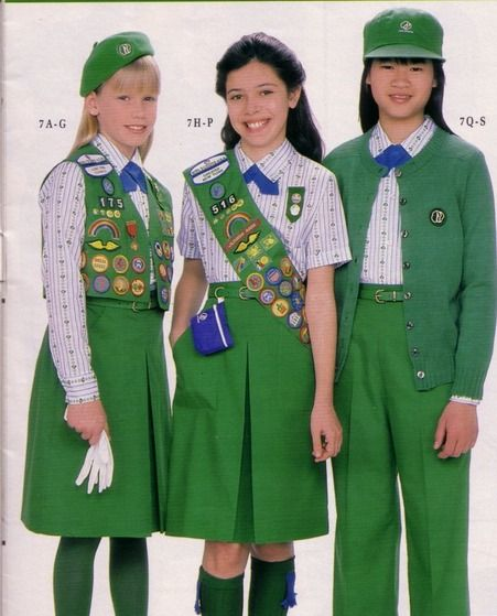 23 best images about girl scout uniforms juniors on