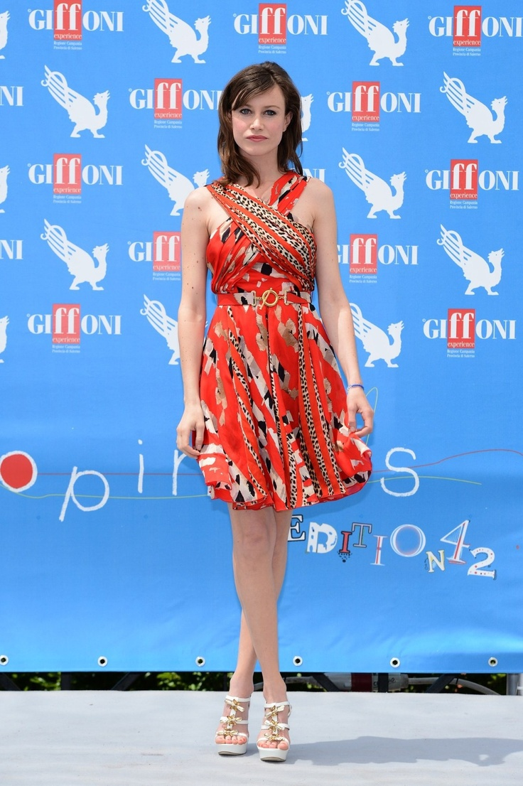 Blumarine celebrities: Giorgia Wurth