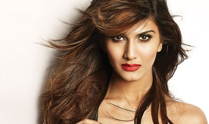 I wasnt afraid to approach Aditya Chopra says Vaani Kapoor