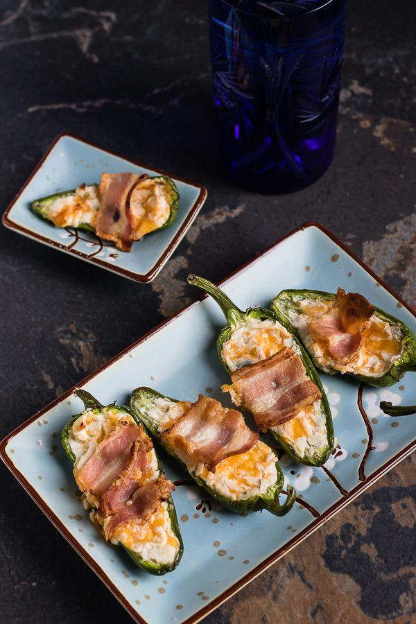 La cuisine d'Hélène: Bacon-Wrapped Jalapeño Poppers #WhatsCooking