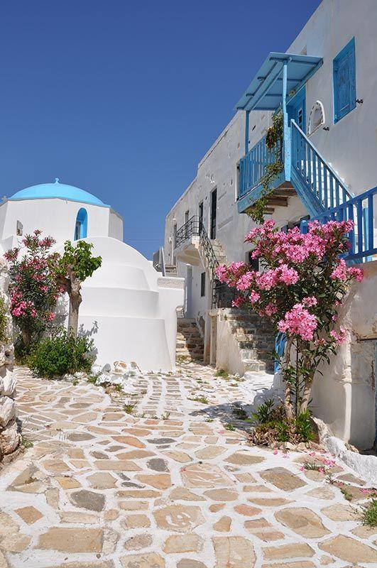 Antiparos - Greece.