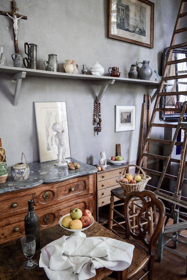 Aix-en-Provence Cézanne Studio | https://culturepassport.co/2016/magical-aix-en-provence/ #aixenprovence #france