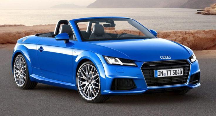 Audi TT Roadster | autohoje.com