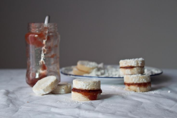 Vanilla Cookies | Photography and Styling by Little Upside Down Cake
