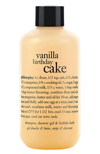 Philosophy Vanilla Birthday Cake Lotion