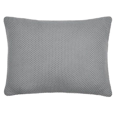 Buy House by John Lewis Knit Cushion Online at johnlewis.com