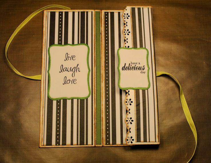 Jolexos pysselblogg: Chokladkort!