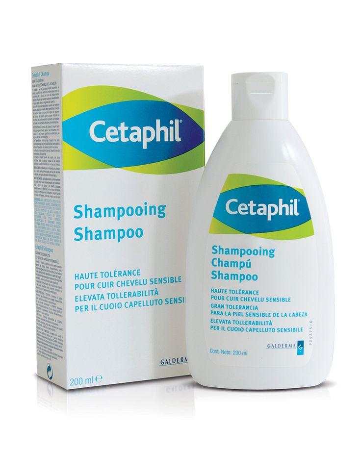 CETAPHIL SHAMPOO Ideal si te encuentras en un tratamiento dermatológico. Suave y cero irritante, consiguelo en nuestra web al mejor precio.