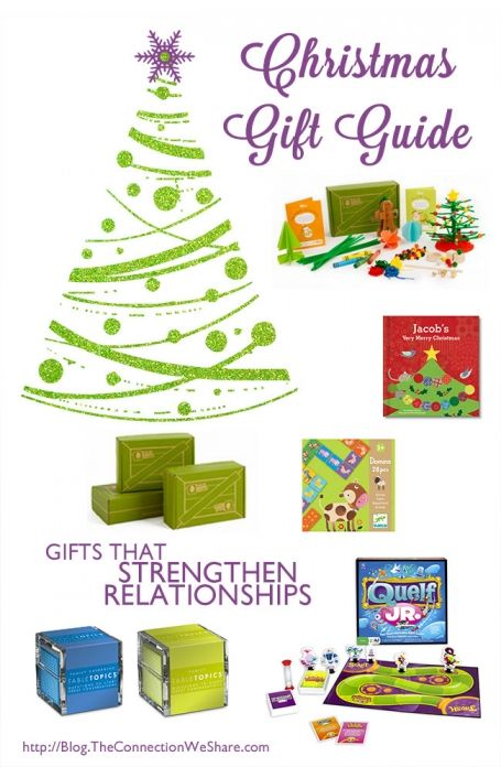 Great Christmas Gifts For Kids – Christmas Gift Guide 2013   The Connection We Share