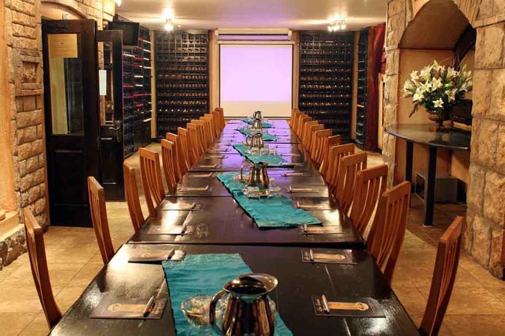 Wine Cellar function and Conference venue at casa toscana lodge