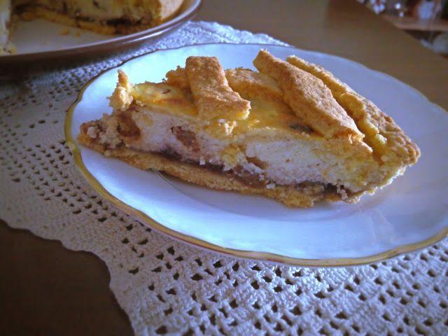 Ricette SoloCoseBuone  : Crostata ricotta e marmellata