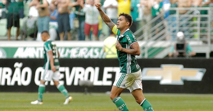 Dudu decide contra o Botafogo, e Palmeiras fica mais perto do título