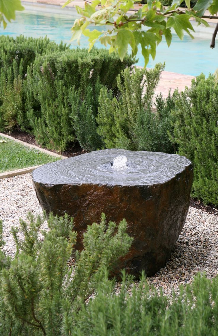25+ Best Ideas About Gartenbrunnen Stein On Pinterest ... 20 Ideen Fur Gartenbrunnen